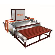 Horizontal Float Glass Washer