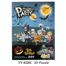 Holloween 3D Puzzle Toy