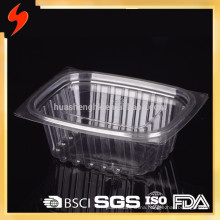 High quality PET Plastic disposable salad container