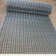 Correa transportadora de la malla de alambre del panal del acero inoxidable resistente a la corrosión para el transportador de botella