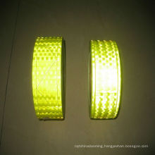 Cheap luminous self adhesive reflective globe pvc tape