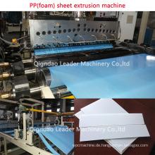 Pp-Schaum-Blatt- / Platten-Herstellungs-Maschine