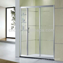 bathroom tempered glass shower encloser D22