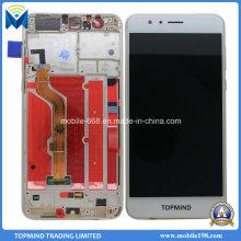 Reemplazo de LCD para Huawei Honor 8 LCD Asamblea digitalizador con marco