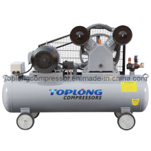 Piston Reciprocating Belt Driven Air Compressor Air Pump (V-0.6 / 8)