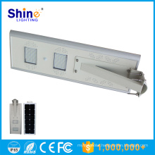 High lumens 5W 8W 9W 12W 15W 20W led solar street light all in one for garden street square