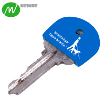 Silicone Key Holder Use Custom Rubber Daily Customize Free Compression Molding Various Colors, Customize NEWAY about 1.6 G/pc