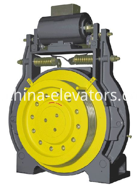 Traction Sheave for Xizi PM Gearless Traction Machine GETM3.0A