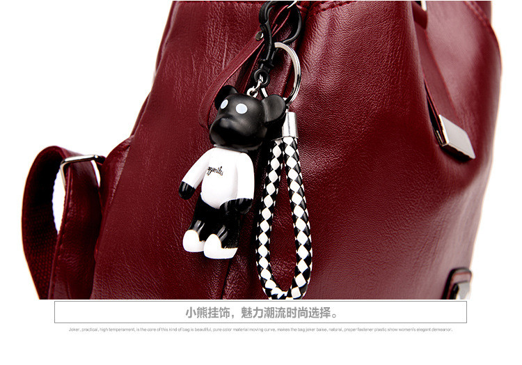 lady double shoulder bags s1814 (23)
