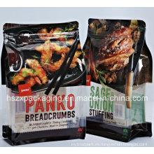 Bolsas de embalaje de impresión de colores para uso alimentario