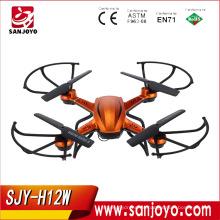 JJRC H12W Wifi FPV Quadcopter con modo sin cabeza y 3D Roll Function RC Drone con cámara de 2.0MP HD VS X5SW