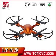 JJRC H12W Wifi FPV Quadcopter with Headless Mode and 3D Roll Function RC Drone with 2.0MP HD Camera VS X5SW