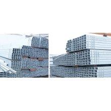 Stahl quadratische Tube Konstruktion Square / rechteckige Rohre