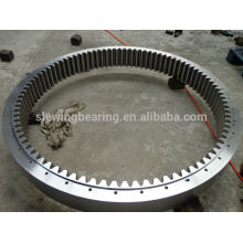 Forging bearing ring