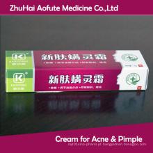 Creme para Acne & Pimple (creme de remoção de espuma)