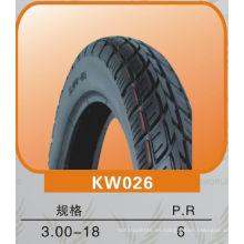 China/Qingdao fábrica/fabricante/precio / 3 neumático de la rueda / de la motocicleta 300-18 neumático y tubo