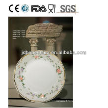 Middle East bone china porcelain ceramic tableware dinner set plate