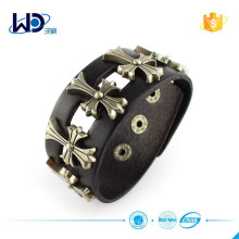 2015 Fashion Leather bracelet for Women