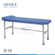 AG-ECC06 CE ISO Krankenhaus flache Matratze Abdeckung Massage Ausrüstung ärztliche Untersuchung Tabelle