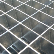 Steel Floor Grating Pressed Locked
