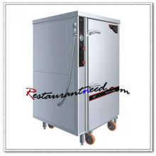 Carro eléctrico del vapor de arroz de K659 120kg