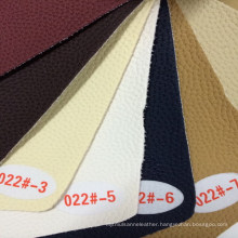 Designed PU Flocking Leather for Upholstery (HS022#)