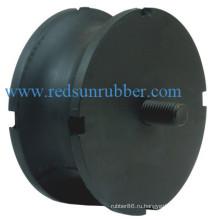 Изготовленные на заказ Анти-вибрации у FKM/viton резиновый бампер