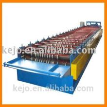 Wand- und Dachherstellung Rollenformmaschine