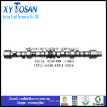 Forjados / Chillded Casting Racing Camshaft para Toyota 5r 13511-44040