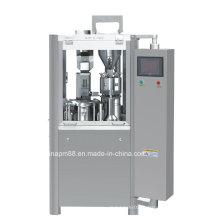 Petite machine pharmaceutique de remplisseur de capsule automatique à petite échelle (NJP400)