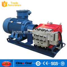 mining emulsion pump station for hydraulic prop