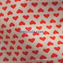 Tecido sólido ou tecido de algodão impresso 60s 80s 100s