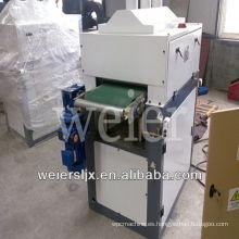 repujado lijado máquina de cepillado para wpc