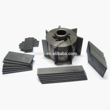 Carbon Vanes (Blades) for Rietschle Thomas DTE 3, VTE 3 | PN 522716