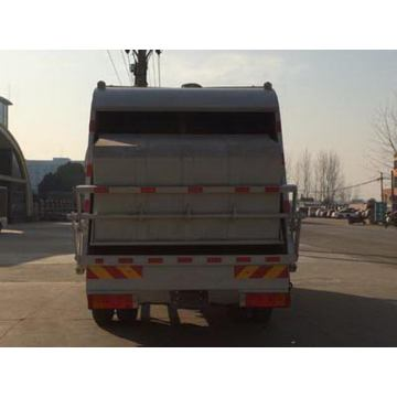 Dongfeng 10CBM Compression Type Garbage Truck