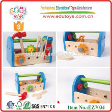 2014 new wooden toolkit toy for kids,popular wooden toolkit toy ,hot sale toolkit toy