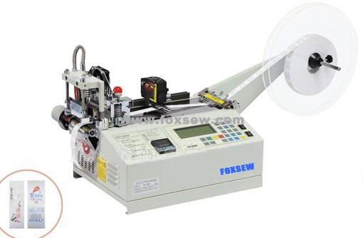 Hot Knife Label Cutter with Sensor