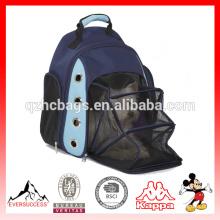 Bolsa de viaje duradera modelo nuevamente diseñada Bolsa de perro expansible Mochila porta perro (ES-Z346)