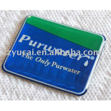 various self-adhesive colorful epoxy sticker