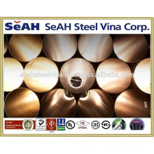 "1""-8"" Galvanised steel pipe to API, UL, FM and various standards exported to Thailand market"