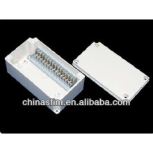 Tj-15p-S Plastic Waterproof Terminal Block Box/ Fireproof Electrical Enclosure