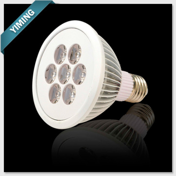 7 * 1W PAR30 LED Spotlight