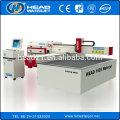 1500 * 2500mm CNC cantilever type cnc eau de coupe d'acier machine