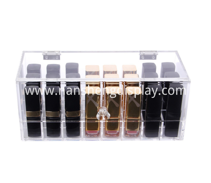 Dustproof Holder Case Makeup Storage