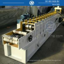Spurrollenformmaschine