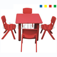 Plastic Square School Table for Kids