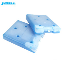 caixa de gelo grande plástica isolada do gel do refrigerador do HDPE