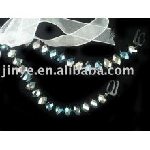 Ribbon verstellbarer Crystal BH-Träger
