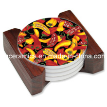 Sublimation Coaster, Ceramic Coaster, Coaster