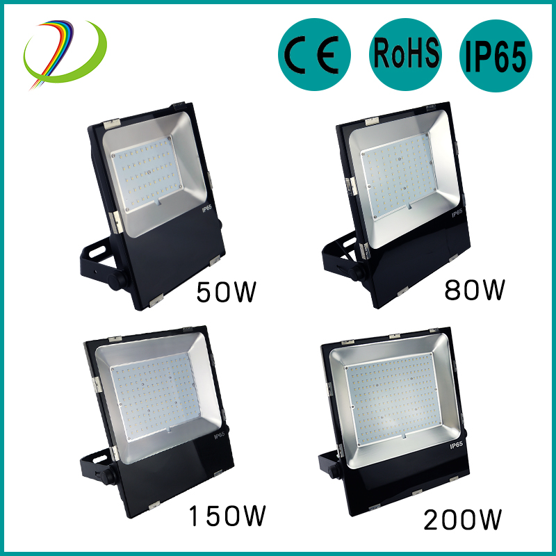waterproof led flood light AC100-277V